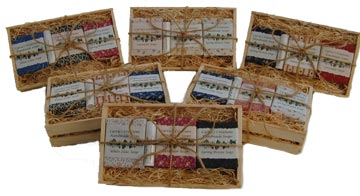 Handmade Soap Gift Crates