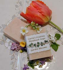 Garden Blossoms Soap