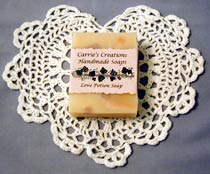Love Potion Soap